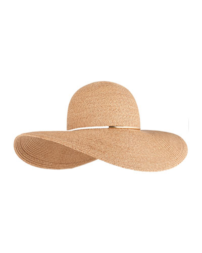 Honey Floppy Sun Hat, Camel