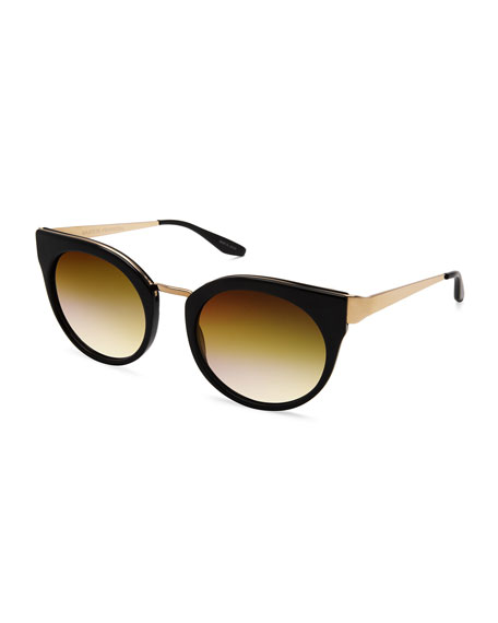 Barton Perreira Dovima Cat-Eye Sunglasses