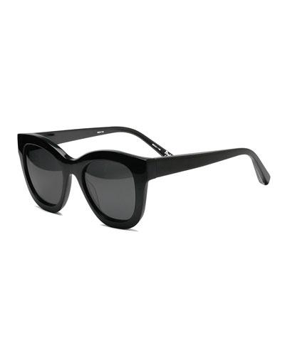 Bryant Square Monochromatic Sunglasses