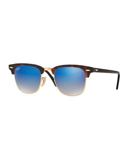 47d3058f878 Ray-Ban Clubmaster® Flash Sunglasses