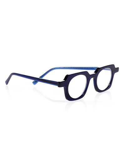 Chutzpah Geometric Readers, Blue