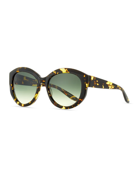 Patchett Tortoiseshell Sunglasses, Julep