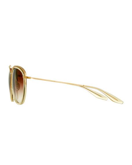 Universal Fit Aviatress Aviator Sunglasses, Neutral