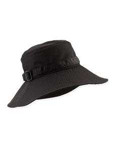 af8466a0dbf Eric Javits Kaya Water-Repellant Rain Hat