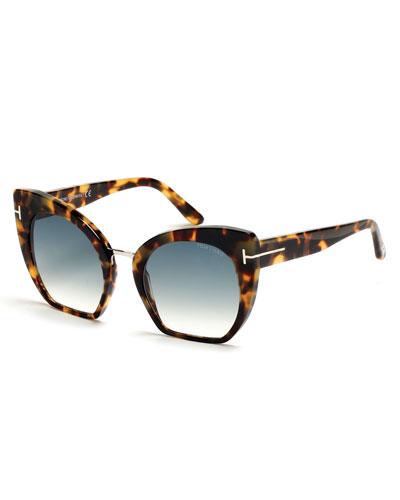Tom Ford Tortoise S Sunglasses  tom ford women s sunglasses aviators at bergdorf goodman