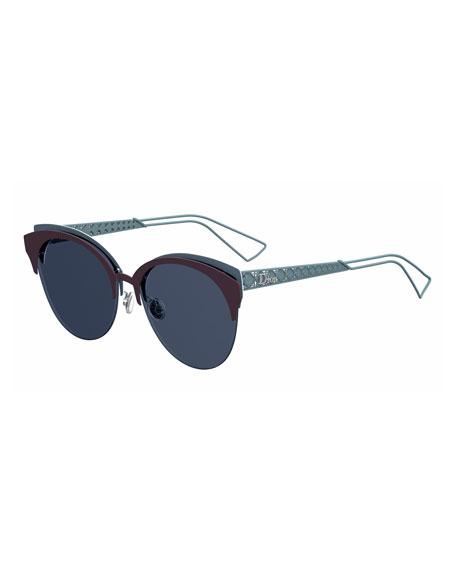 Diorama Club Metal Sunglasses