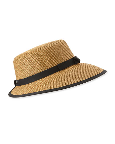 Eric Javits Squishee Cap Sun Hat