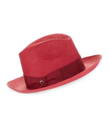 Fred Panama Brisa Fedora Hat