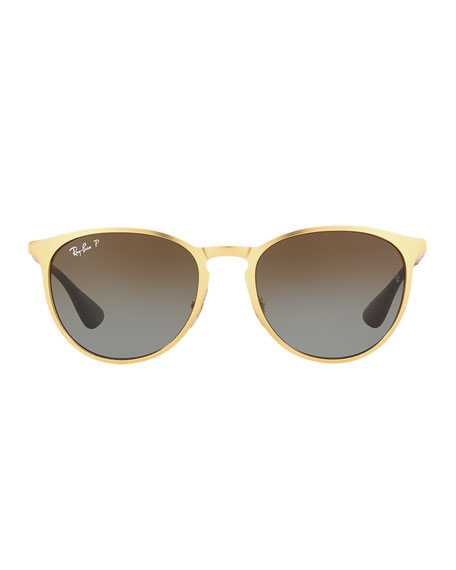 37f98a7200 Ray-Ban Erika Rounded Square Polarized Sunglasses