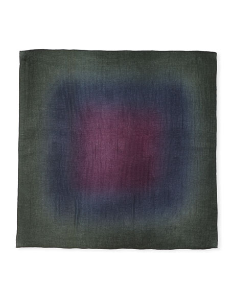 Color Field Cashmere Scarf