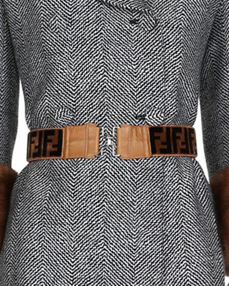 Velvet FF Logo Belt