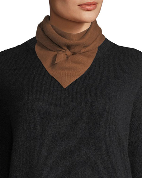 Cashmere/Silk Neckerchief