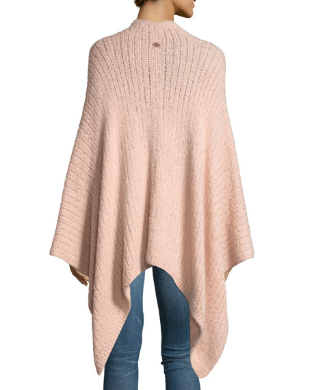 Sola Knit Poncho