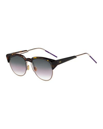 Spectral 8 Semi-Rimless Sunglasses