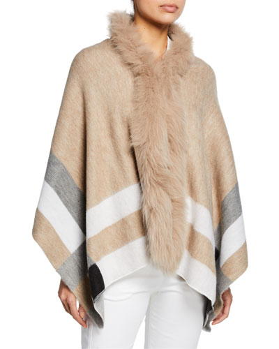 Fur-Collar Wrap