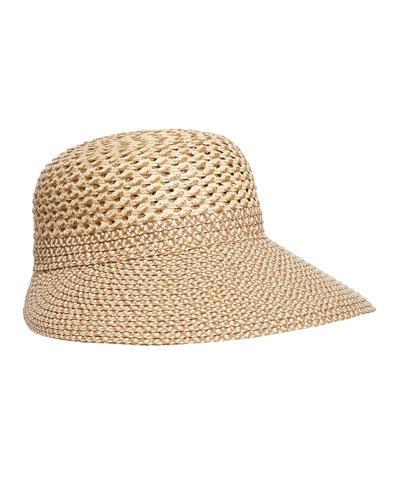 Trophy Gal Woven Hat