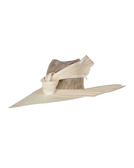 Phantom of the Opera Large Brim Hat