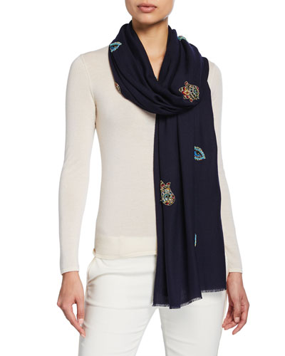 The Lucky Edition Merino Wool Scarf