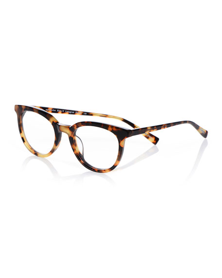 Eye-V League Round Reading Glasses