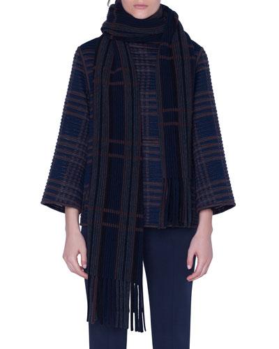 a55f6dfcaf9 Designer Scarves : Wool & Printed Scarves at Bergdorf Goodman