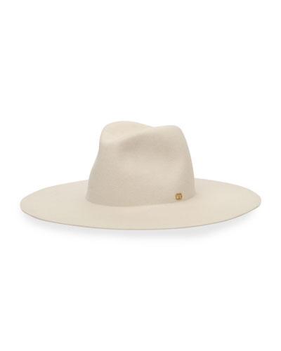 Lapin Large Brim Hat