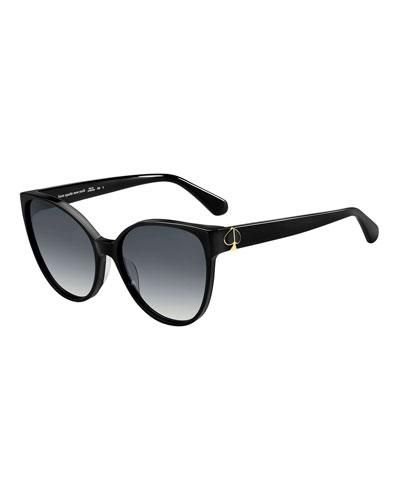 primrosegs round acetate sunglasses