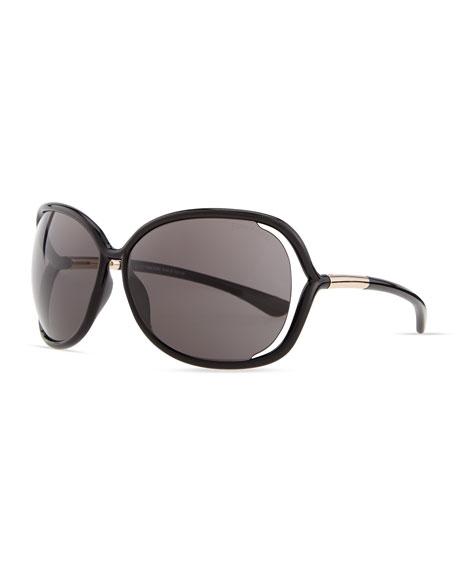 Raquel Round-Lens Sunglasses