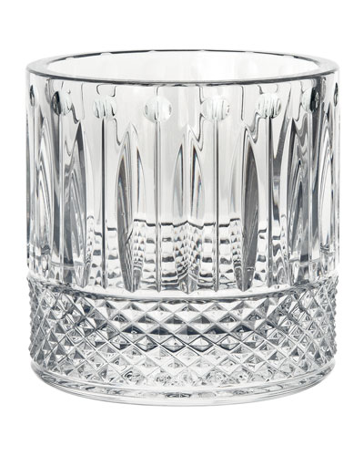 Tommy Crystal Candleholder