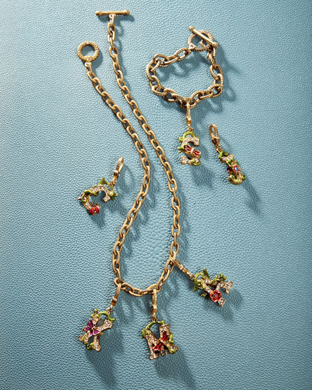 """""""Jeanne"""" Necklace, 18 1/2"""""""
