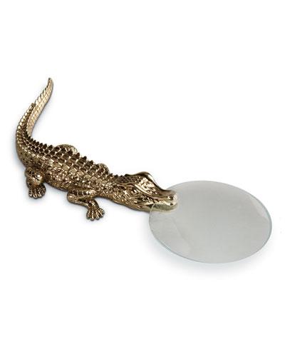 Crocodile Magnifying Glass
