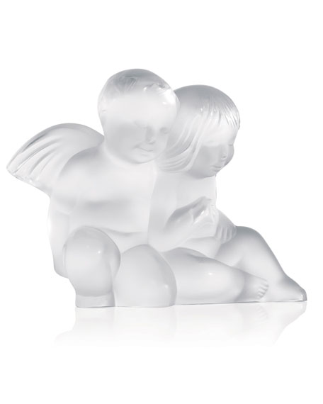 Twin Angels Figurine