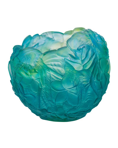 Bouquet Vase, Blue/Green