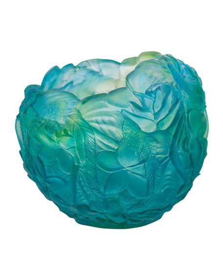 Bouquet Vase, Blue/Green