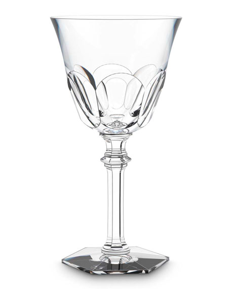 Baccarat Eve Harcourt Red Wine Glass