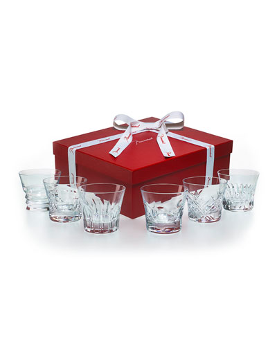Everyday Baccarat Box Set of Six Glasses