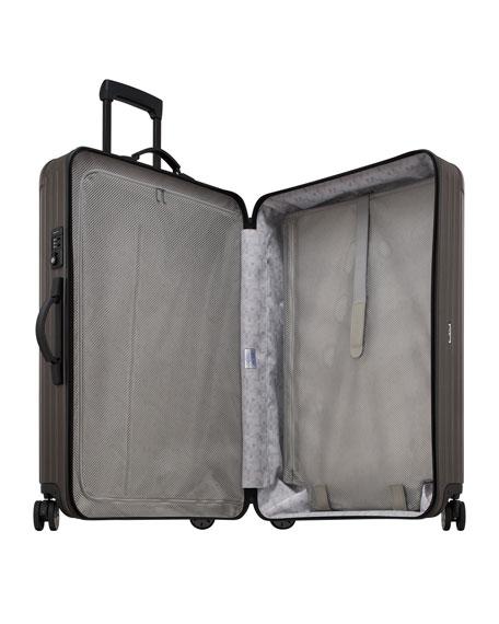 """Salsa Matte Bronze 32"""" Multiwheel Luggage"""