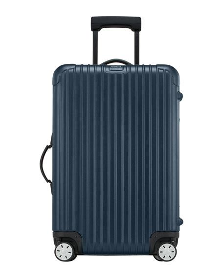 "Salsa Matte Blue 26""  Multiwheel Luggage"