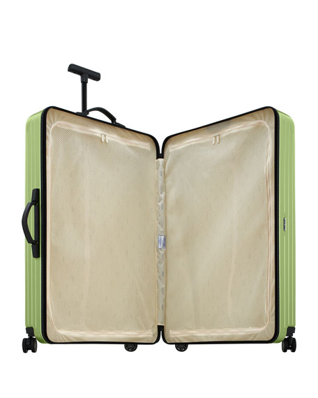 "Salsa Air Lime Green 32"" Multiwheel Luggage"