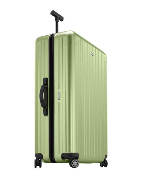 "Salsa Air Lime Green 32"" Multiwheel Luggage"
