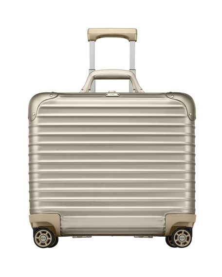 Rimowa North America Topas Titanium Business Multiwheel