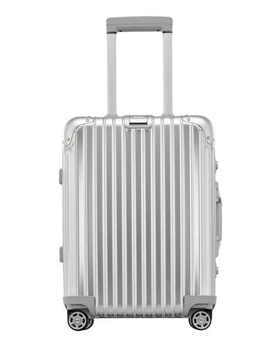 Topas Silver Cabin Multiwheel IATA 53 Luggage