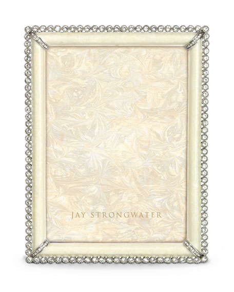 Jay Strongwater Lucas Duchess Picture Frame, 5