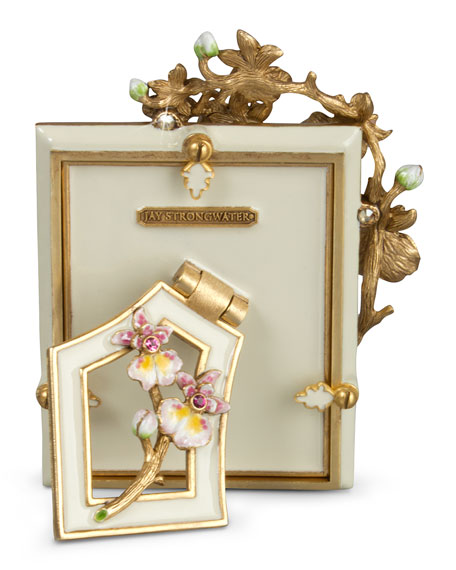 """Orchid 3"""" x 4"""" Picture Frame"""