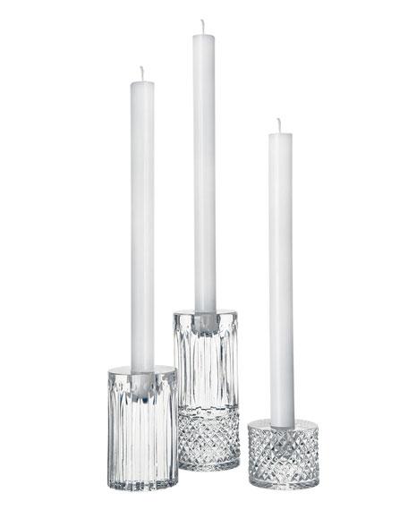Tommy Contemporary Candlesticks, 3-Piece Set