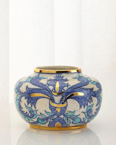 Marcelle Oval Vase