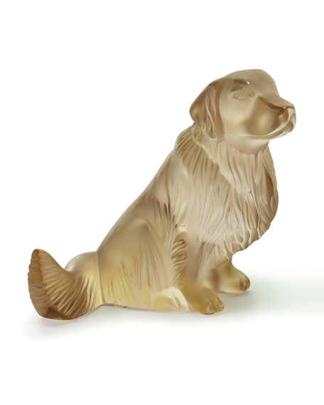 Golden Retriever Sculpture