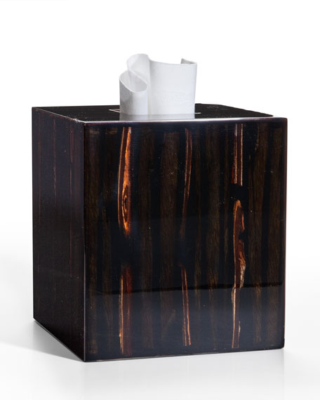 Fernwood Tissue Box Cover