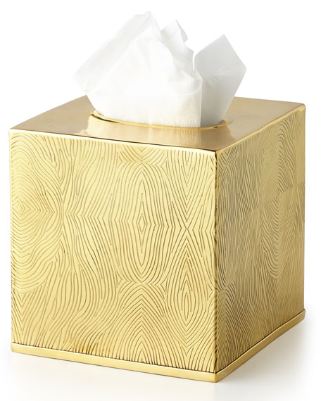 Humbolt Ridges Tissue Box Cover