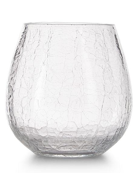 Hugo Stemless Red Wine Glass