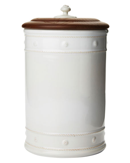 """Berry & Thread 13"""" Canister"""